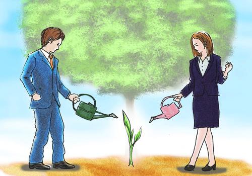 EC事業を「持続的に成長させるため」の人財育成